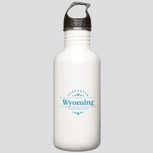Wyoming Stainless Water Bottle 1.0L