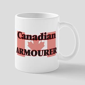 Canadian Armourer Mugs