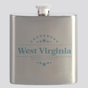 West Virginia Flask