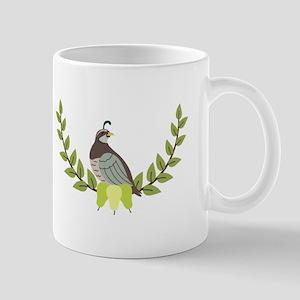 Christmas Partridge Mugs