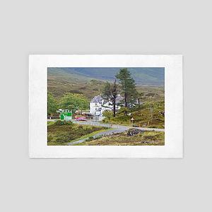 Sligachan Hotel, Isle of Skye, Scotlan 4' x 6' Rug