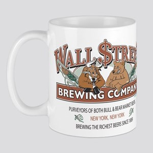Wall Street Brewing Company Mug