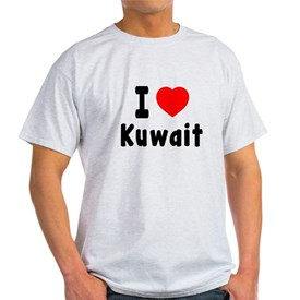 I Love Kuwait T-Shirt
