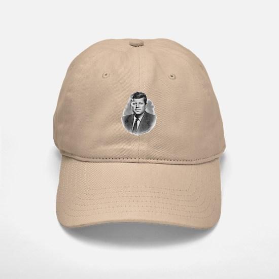 John Fitzgerald Kennedy Baseball Baseball Cap