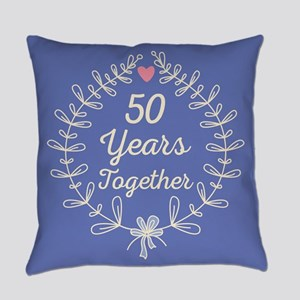 35th Anniversary Everyday Pillow