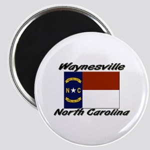 Waynesville North Carolina Magnet