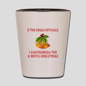 Jingle My Bells Shot Glass