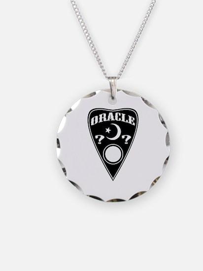 Spirit Board Planchette Necklace