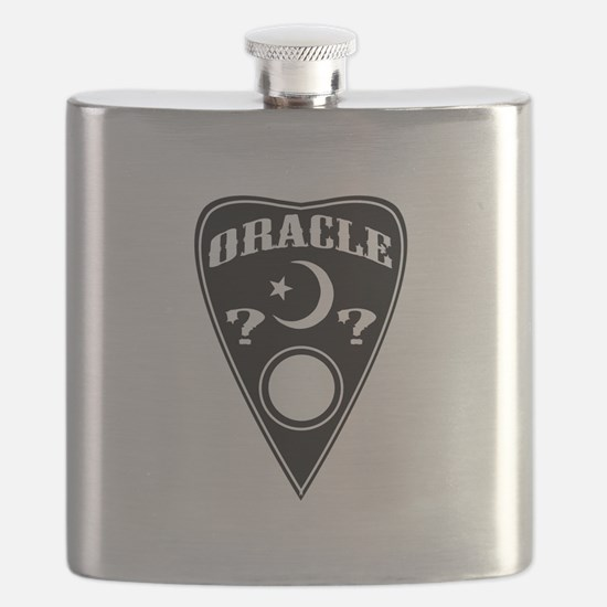 Spirit Board Planchette Flask