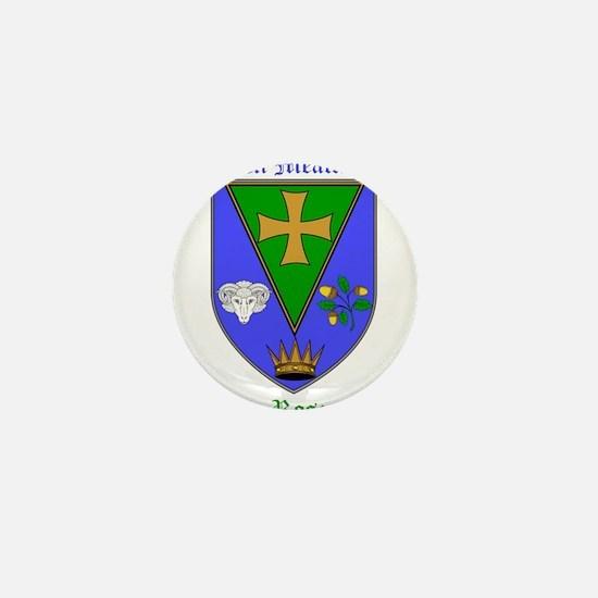 Ui Mealla - County Roscommon Mini Button