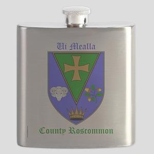 Ui Mealla - County Roscommon Flask