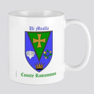 Ui Mealla - County Roscommon Mugs