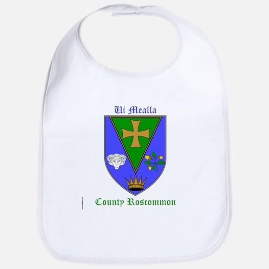 Ui Mealla - County Roscommon Bib
