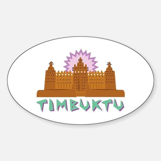 Timbuktu Decal