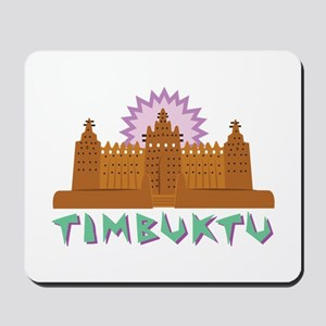 Timbuktu Mousepad