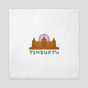 Timbuktu Queen Duvet