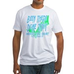 Been There Fitted T-Shirt