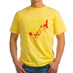 Been There Yellow T-Shirt