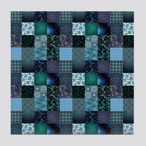 COOL WATER Tile Coaster