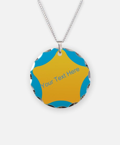 Cool Bright Star Necklace
