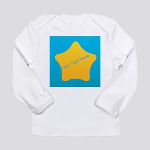 Cool Bright Star Long Sleeve Infant T-Shirt