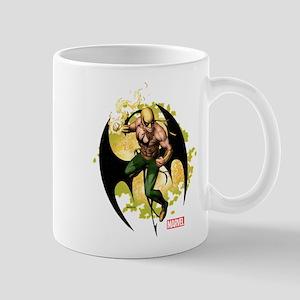 Iron Fist Standing Mug