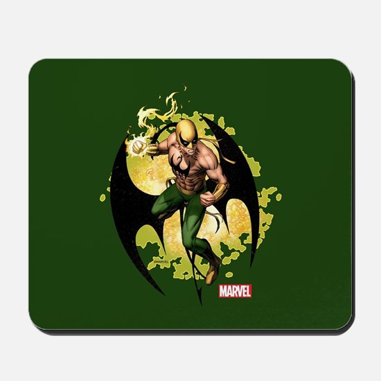 Iron Fist Standing Mousepad