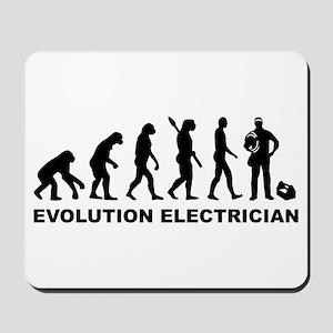 Evolution Electrician Mousepad