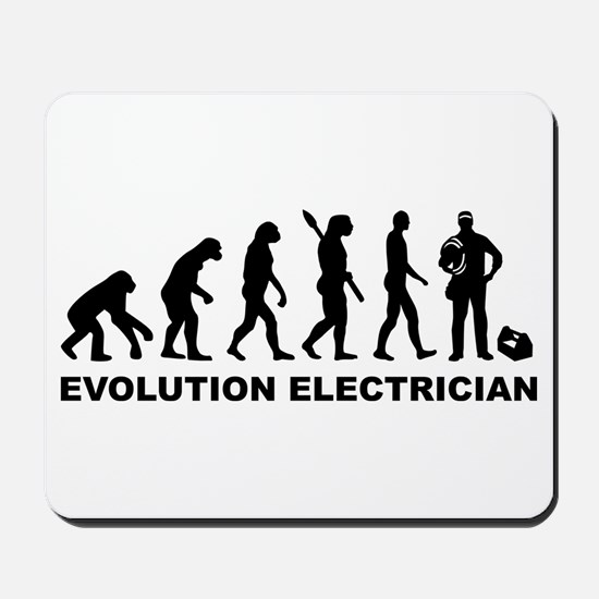 Evolution Electrician Mousepad