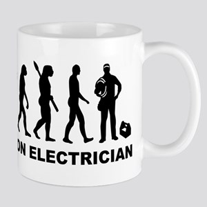 Evolution Electrician Mug