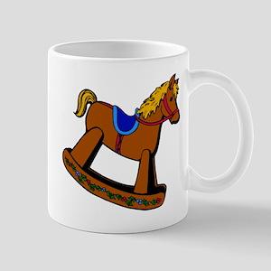 Rocking Horse Mugs
