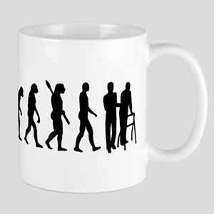 Evolution caregiver Mug