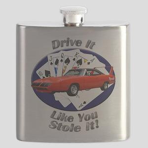 Plymouth Superbird Flask