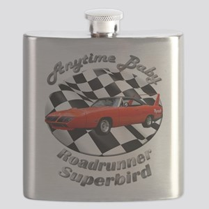 Plymouth Superbird Flask