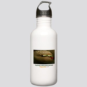 VAG BURGER WITH SESAME Stainless Water Bottle 1.0L
