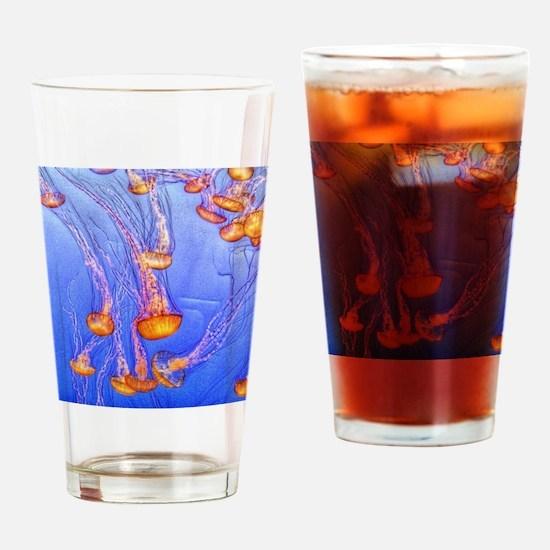 Unique Jellyfish Drinking Glass