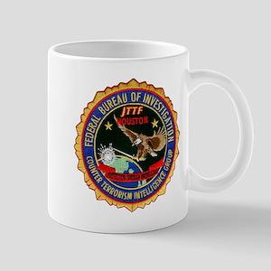 FBI Houston Intelligence Mug