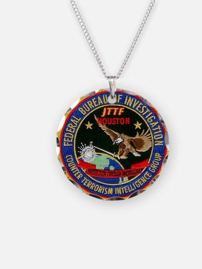 FBI Houston Intelligence Necklace
