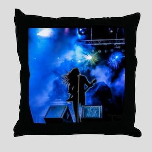 Concert Throw Pillow