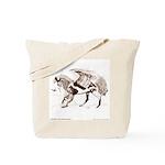 Piebald Hippogryph<br> Tote Bag