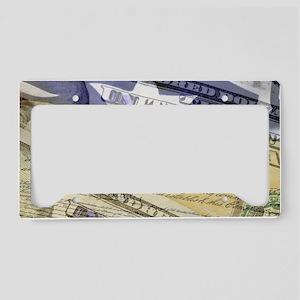 US Constitution License Plate Holder