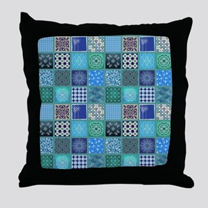 BOHEMIAN CHIC Throw Pillow