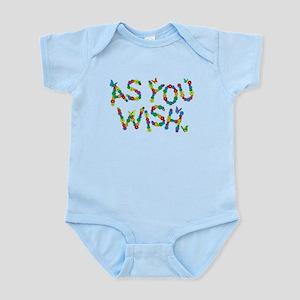 As You Wish Infant Bodysuit