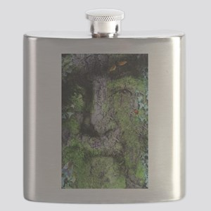 The Green Man (Walt Whitman) Flask