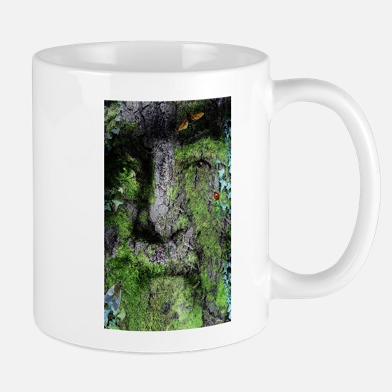 The Green Man (Walt Whitman) Mugs