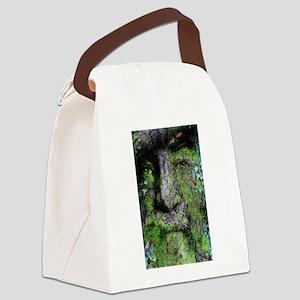The Green Man (Walt Whitman) Canvas Lunch Bag