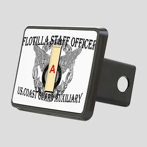 Flotilla Staff Office Rectangular Hitch Cover