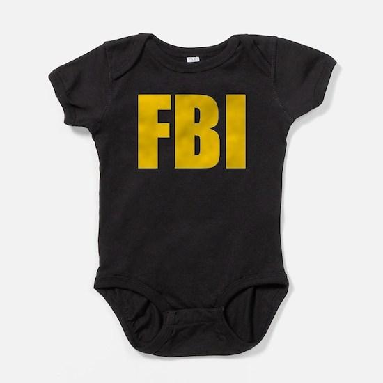 FBI Baby Bodysuit