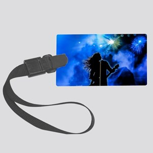Concert Large Luggage Tag