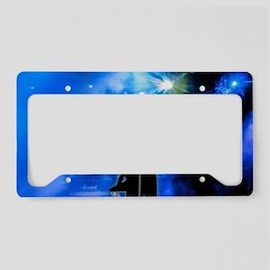 Concert License Plate Holder
